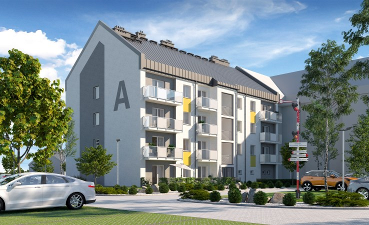 mieszkanie na sprzedaż - Krzyż Wielkopolski